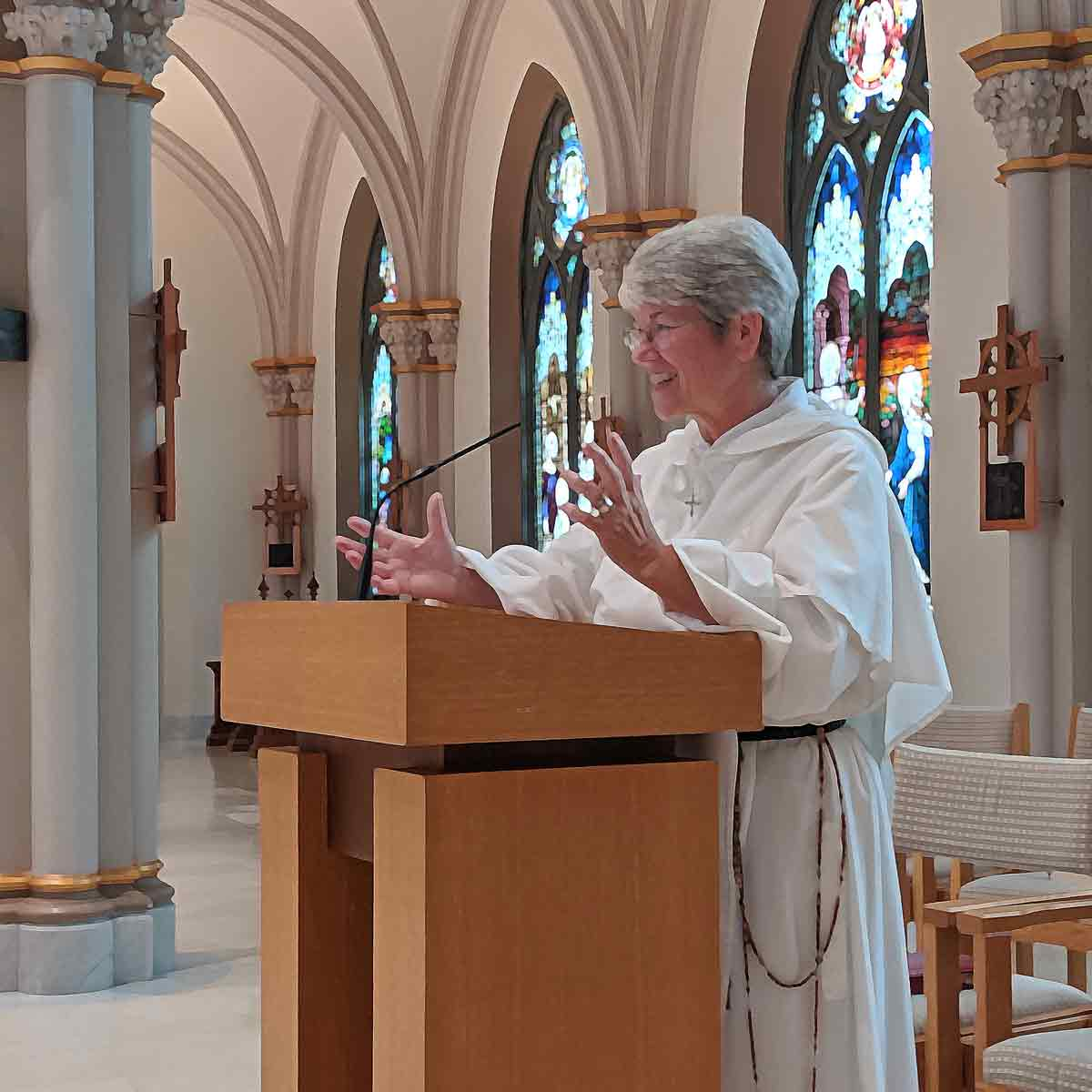 The Canaanite Vocation Director