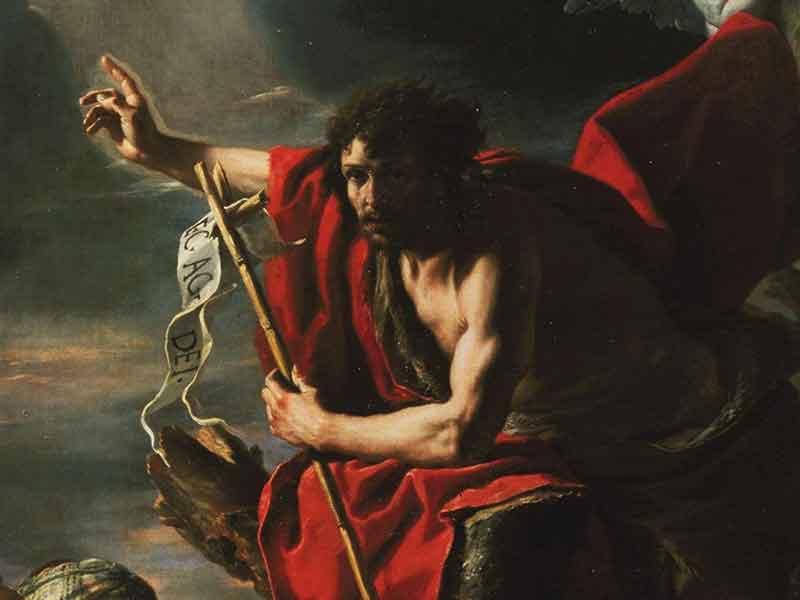 Become Like John the Baptist