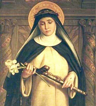 Catherine of Siena, Teach us to Love