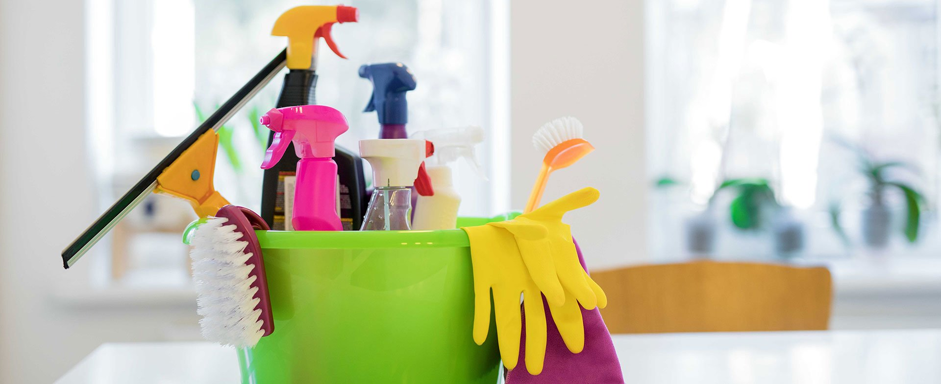 It is Time to Clean my House