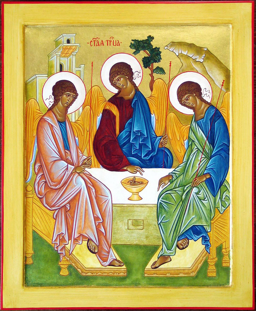 Blessed Trinity: The Mystery of Love